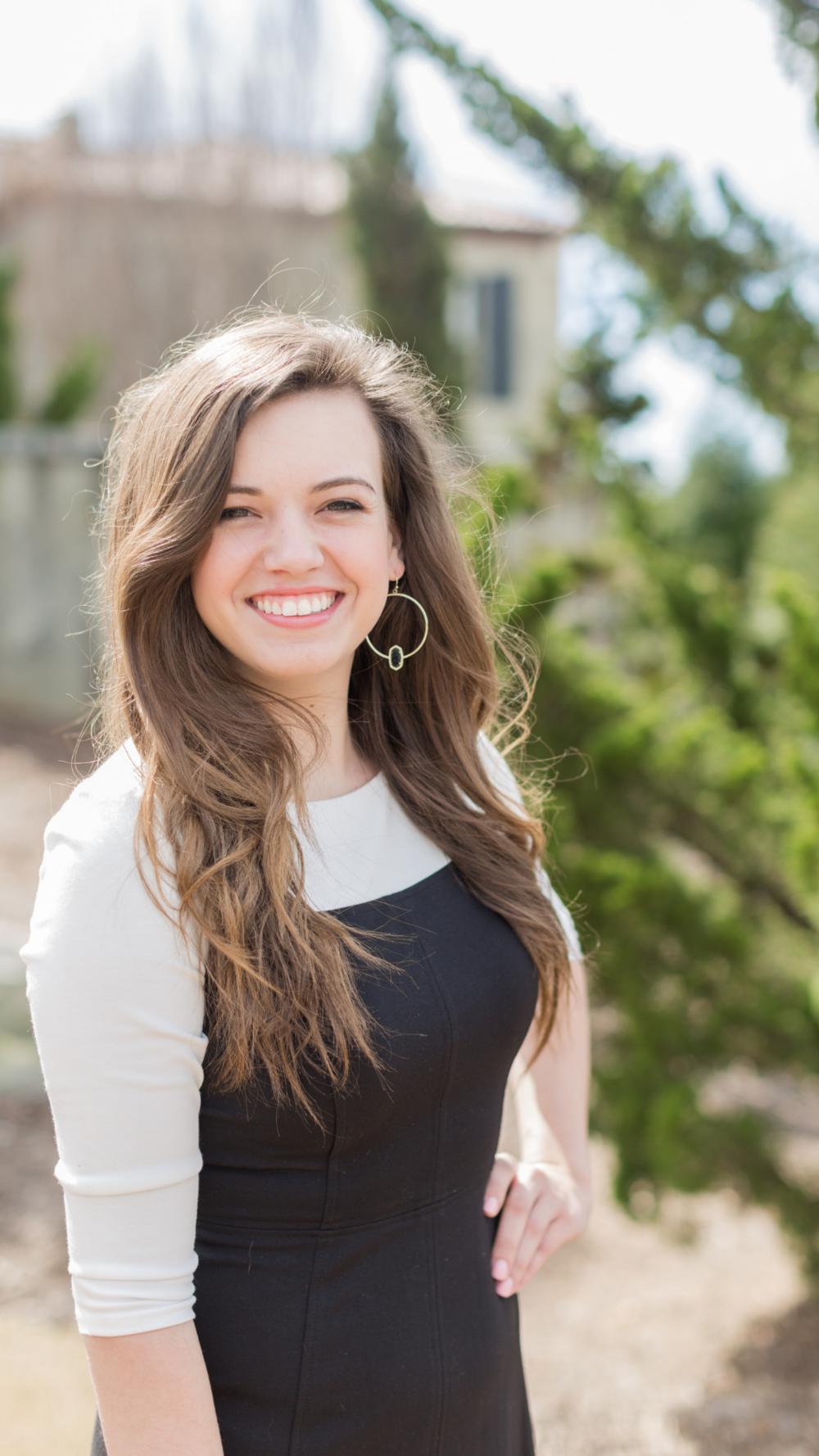 Bespoken Team | Savannah Ward | Wedding and Event Planners in Greenville, SC