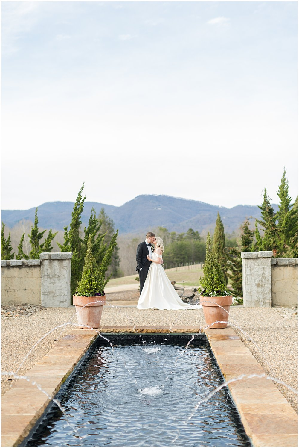 Spring Wedding at Hotel Domestique | Bespoken Wedding Planners | Ryan & Alyssa Photography