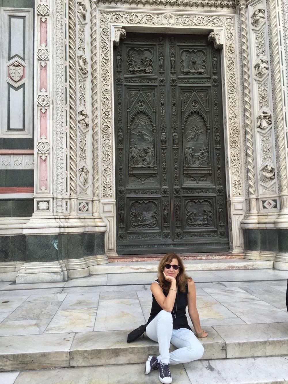 .....like Florence, Italy