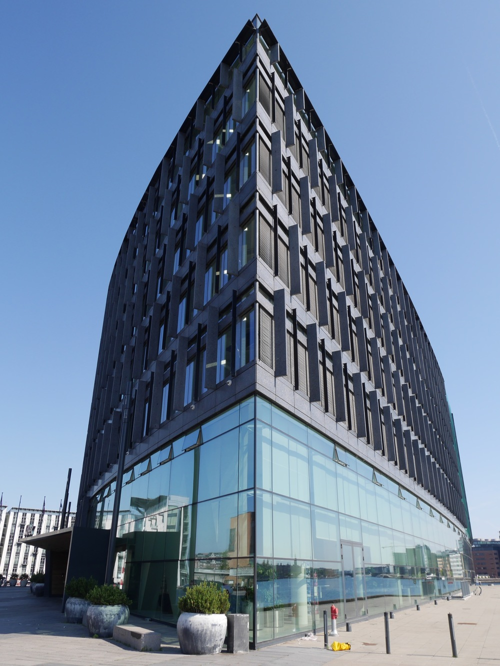 the aller media building