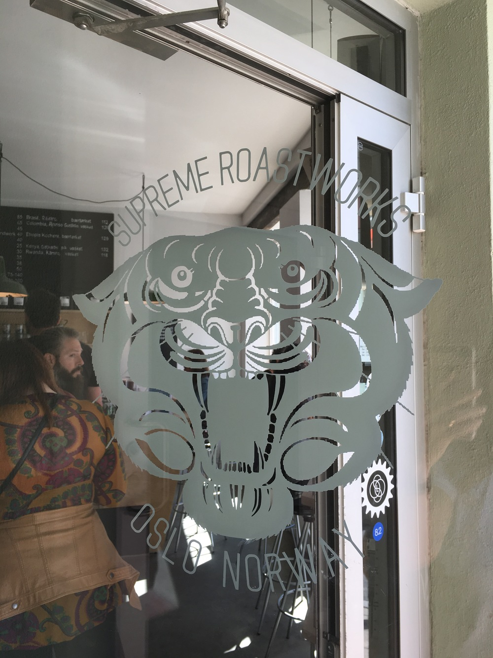 Supreme Roastworks Grünerløkka coffee shop