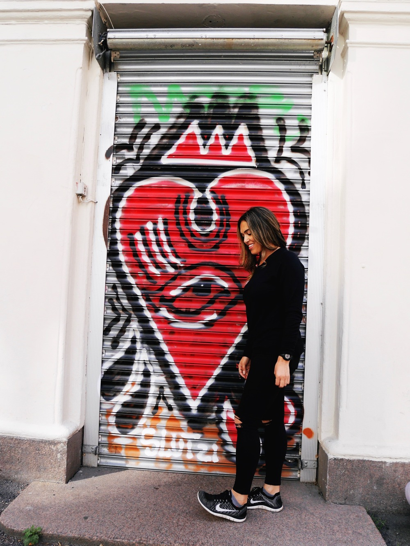 street art in Grünerløkka