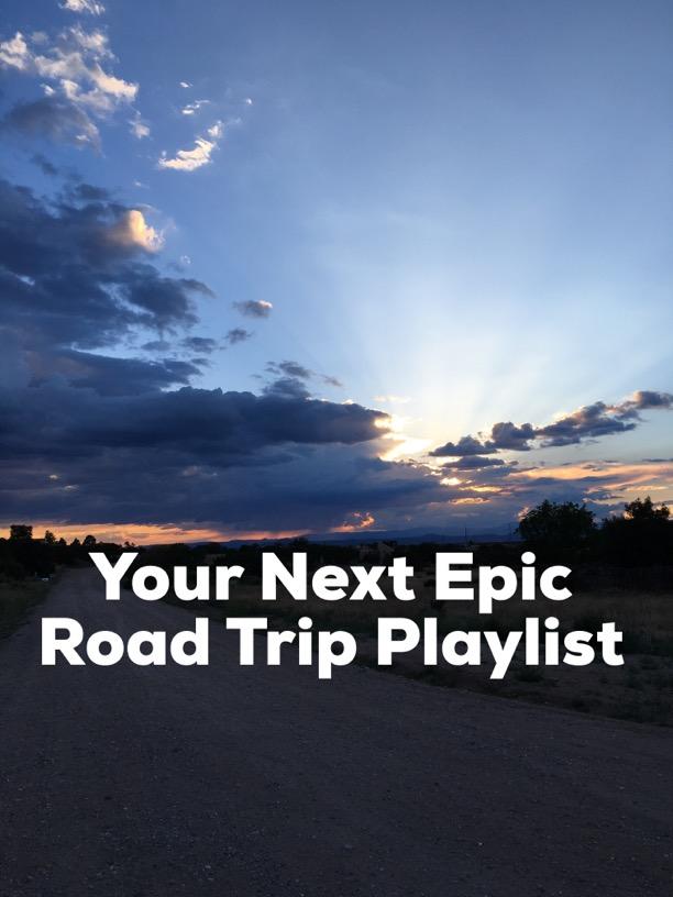Epic Road trip playlist