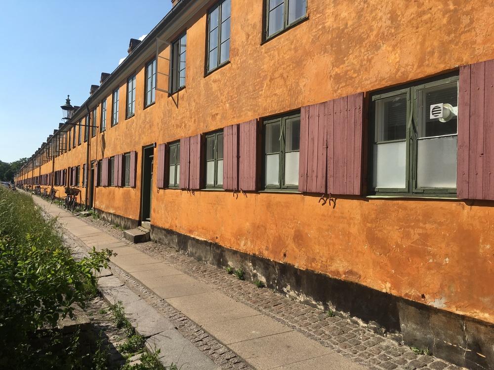where The Danish Girl was filmed