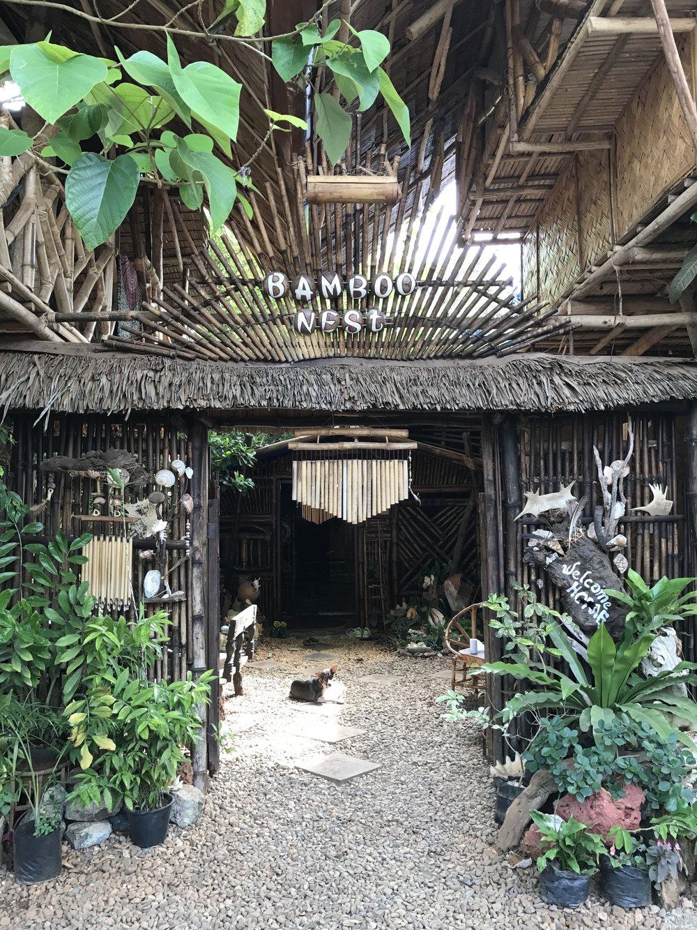 Bamboo Nest Puerto Princesa Palawan Philippines
