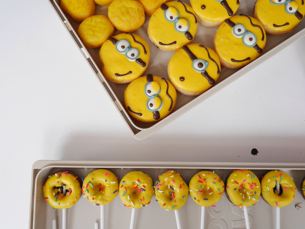 minion donuts in Puerto Princesa