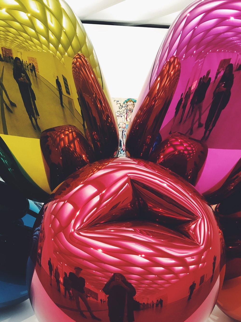 Jeff Koons - Tulips
