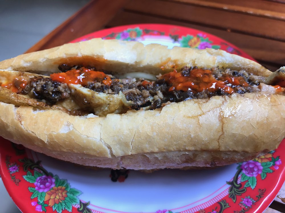 Banh Mi from the Banh Mi Queen of Hoi An