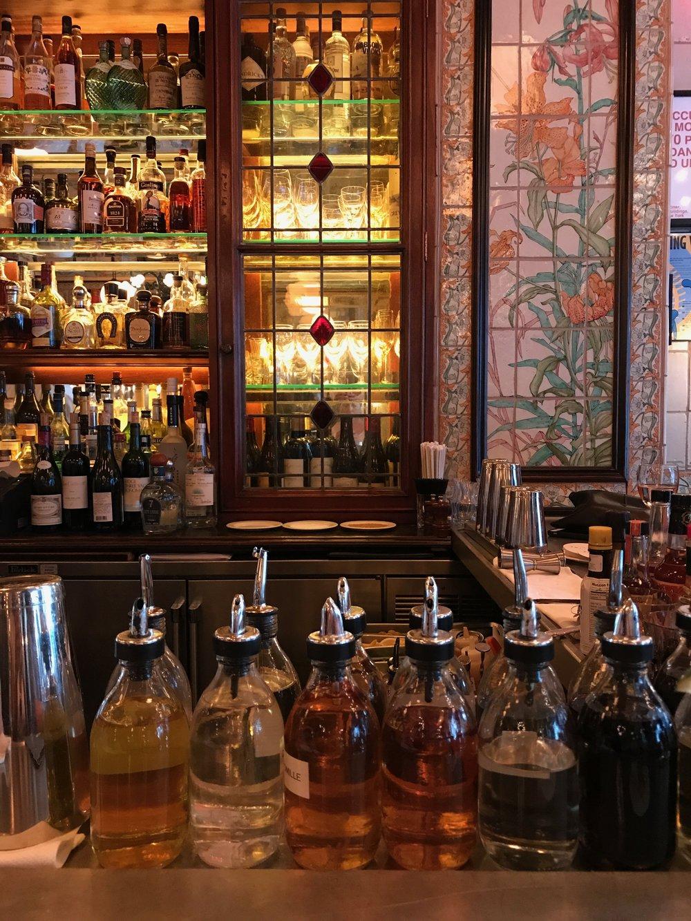 augustine bar