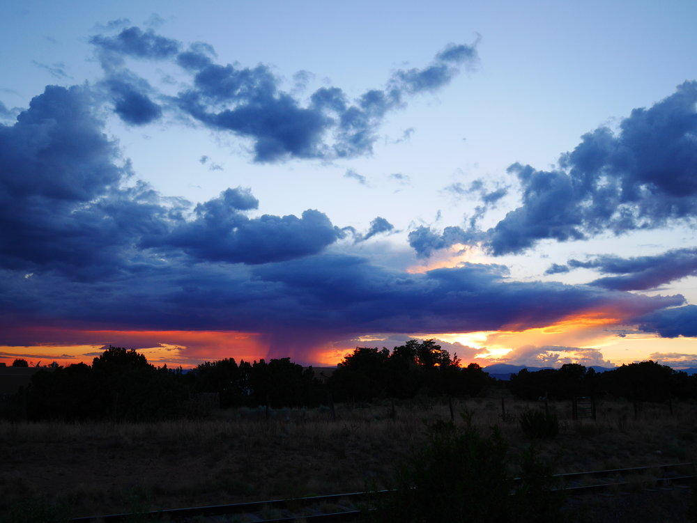 amazing night's in Santa Fe
