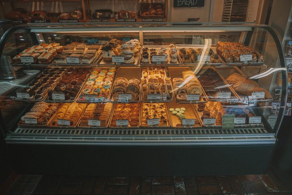 Birkholm's Solvang Danish Bakery