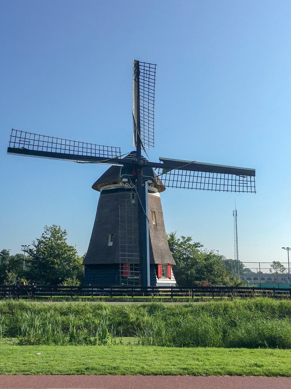 windmills of edam