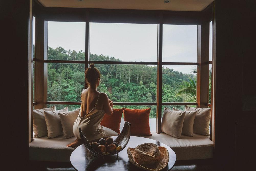 Hanging Gardens of Bali Hotel - Bali, Indonesia