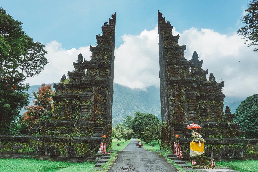 Handara Gates - Bali, Indonesia