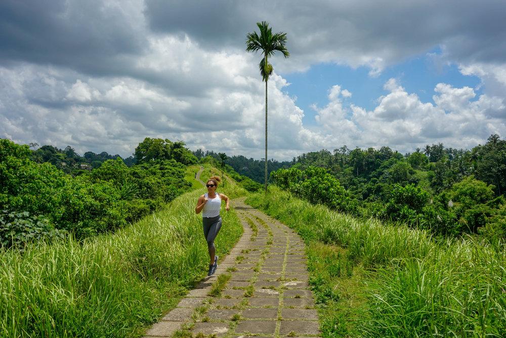 Campuhan Ridge Walk - Ubud, Bali