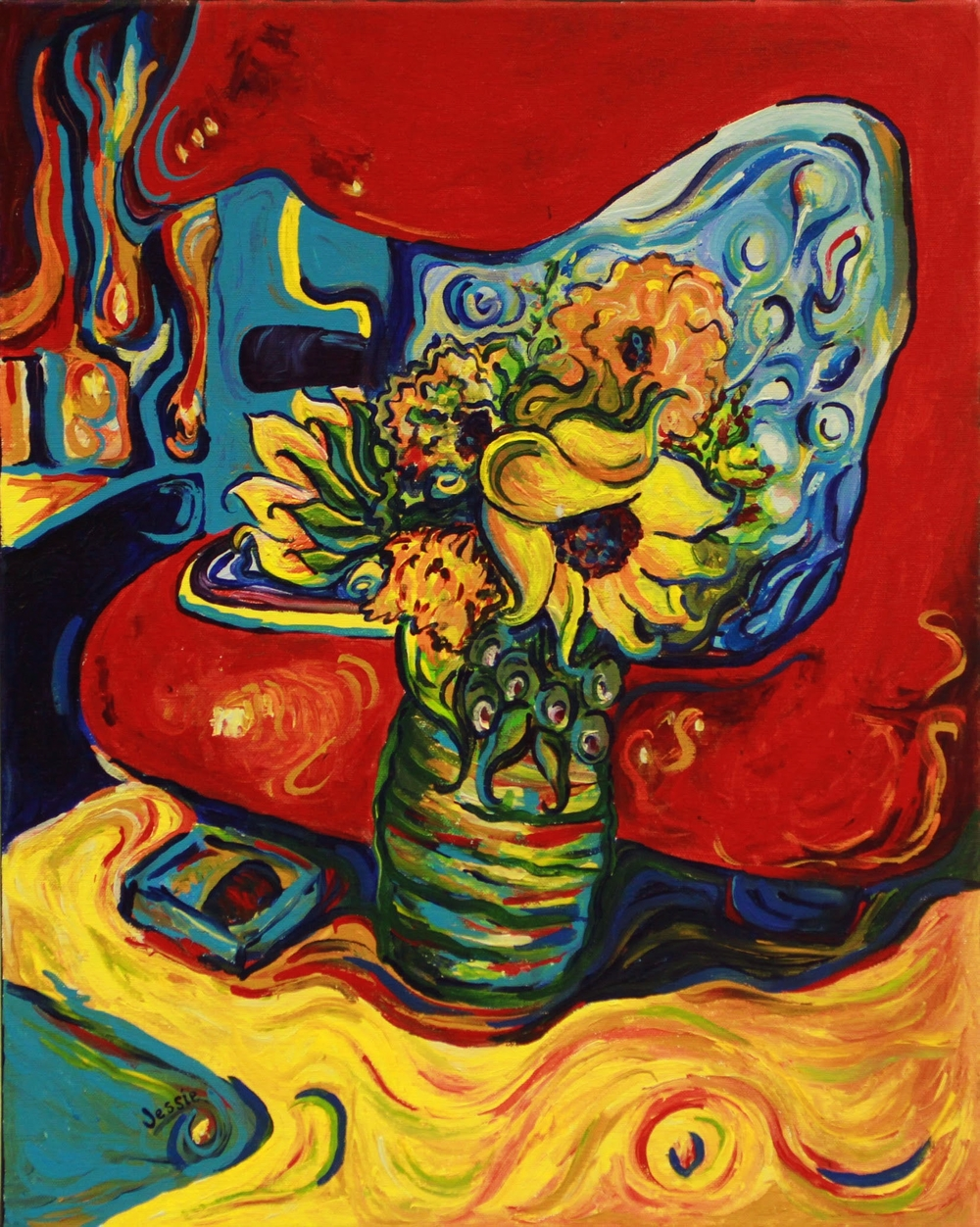 'Tribute to Vincent'