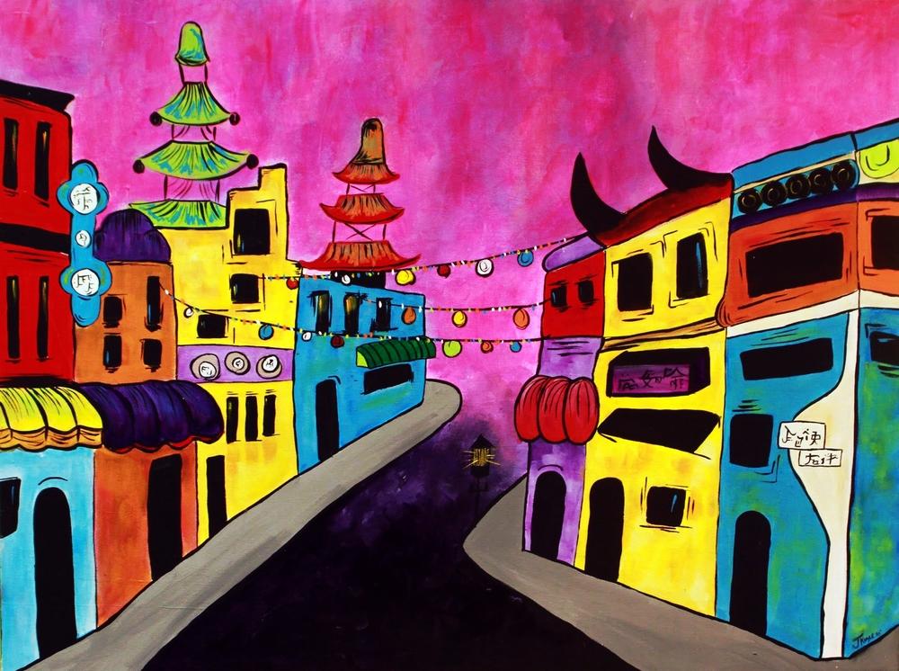 'Chinatown'