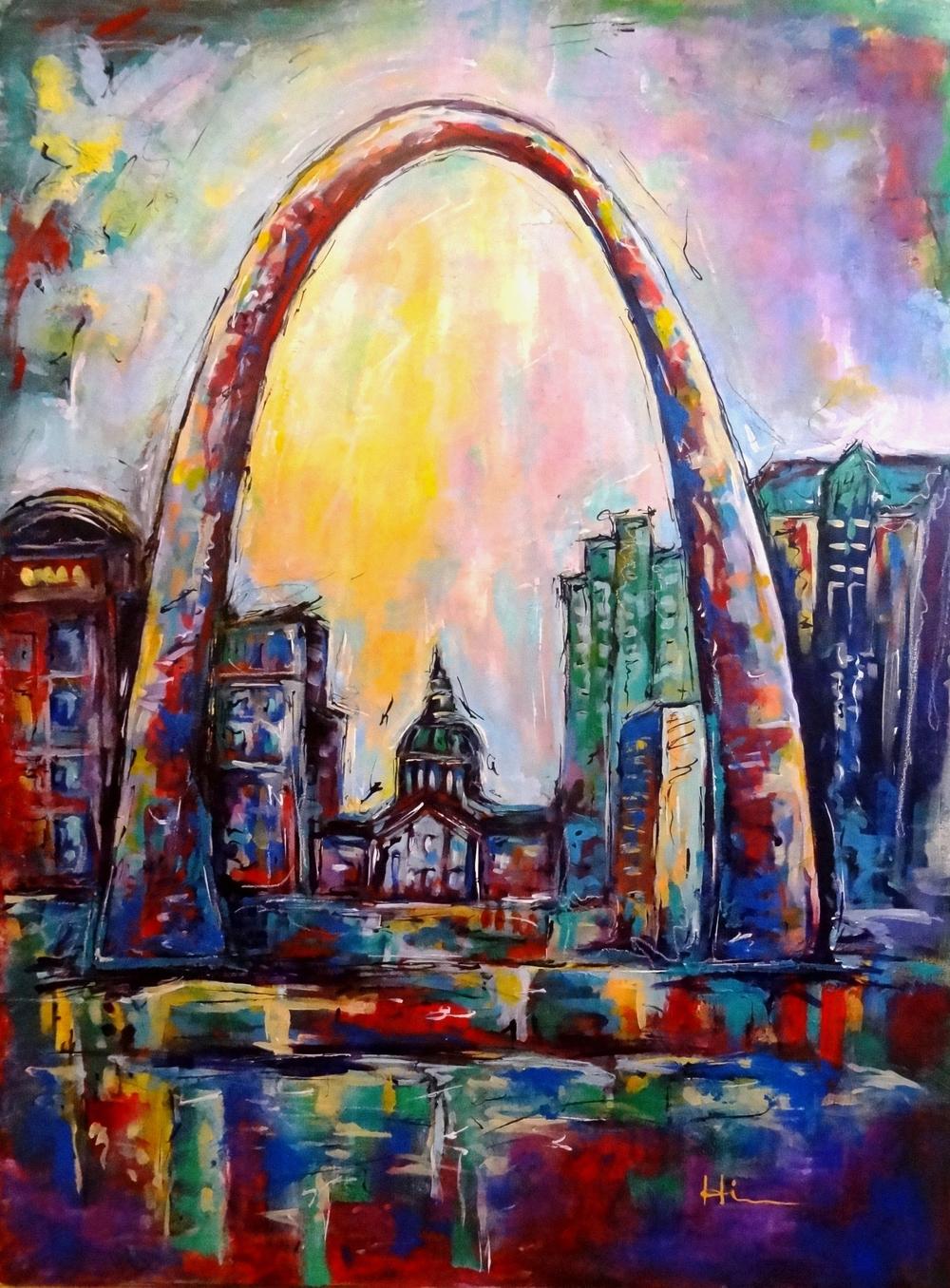 'St. Louis Arch'