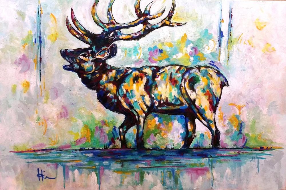 'Elk 1'