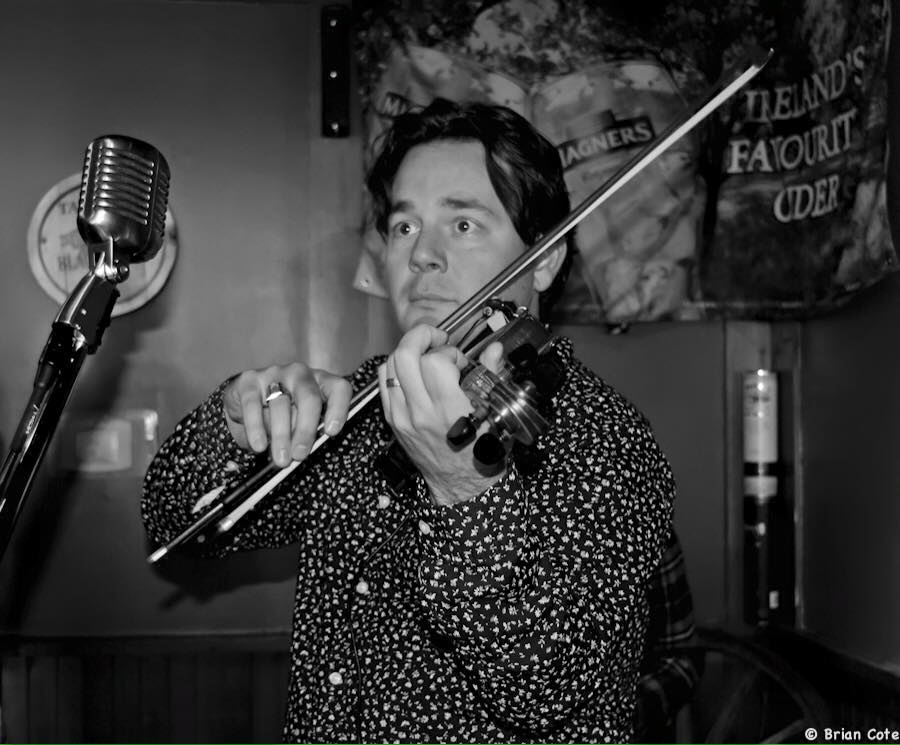 Artisinal Fiddle Player