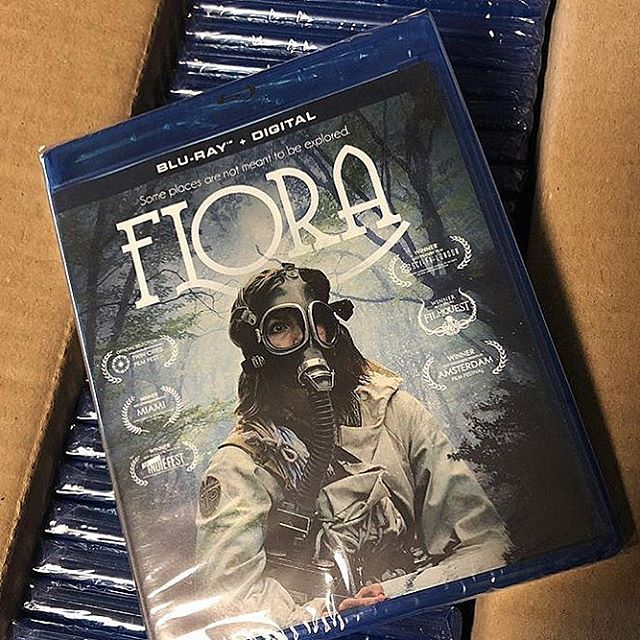 The Blu-Ray samples are in!!! Less then 2 weeks Flora fam!!! 🌿 @florathemovie 🌿@millcreekent 🌿August 7th 2018🌿
