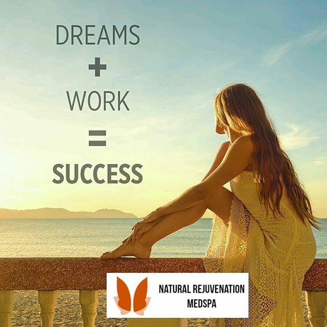 Success is a result of dreams and working towards those dreams with defined goals