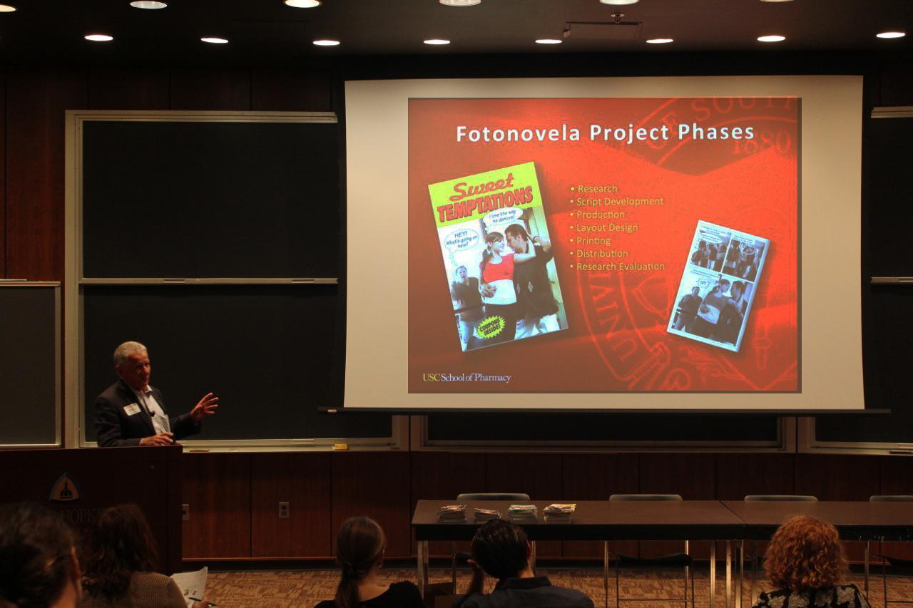 Mel Baron's Fotonovela Projects