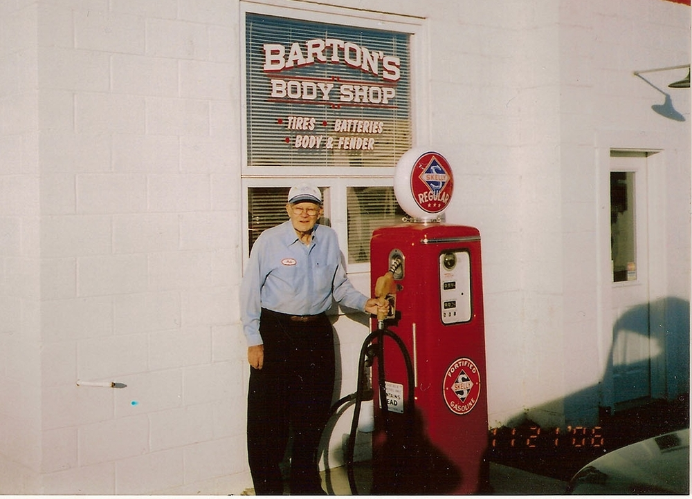 Pete Barton