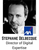 Stephane Delbecque, Director of Digital Expertise, AXA