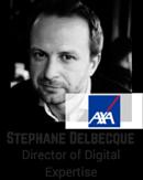 Stephane Delbecque, Director of Digital Expertise, AXA
