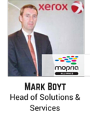 Mark Boyt, Head of Solutions & Services