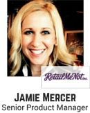 Jamie Mercer, Senior Product Manager