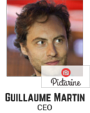 Guillaume Martin, CEO, Pictarine