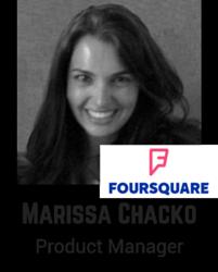 Marissa Chacko, Foursquare.png