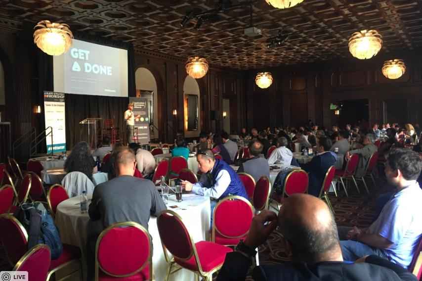 Keynote Presentation by Expensify CEO, David Barrett