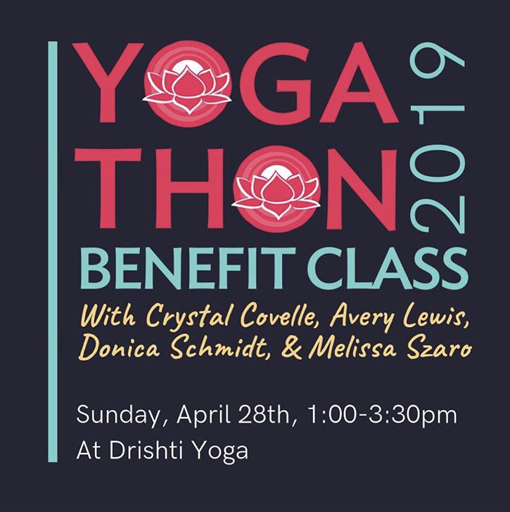 Woven together with restorative and flow yoga, acupressure, a tea ceremony, and community. All donations will go to    Living Yoga   , serving under served populations and teaching trauma-informed yoga.