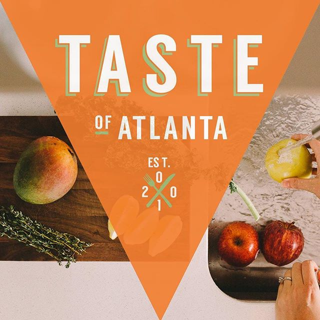 If you're going to @tasteofatlanta this weekend, make sure to check out our cutting boards at the silent auction!  All proceeds from the auction go to Open Hand Atlanta. They make an AMAZING impact in our local community by using nutrition to help those with chronic diseases.  Check it out if you're heading that way!  #tasteofatlanta