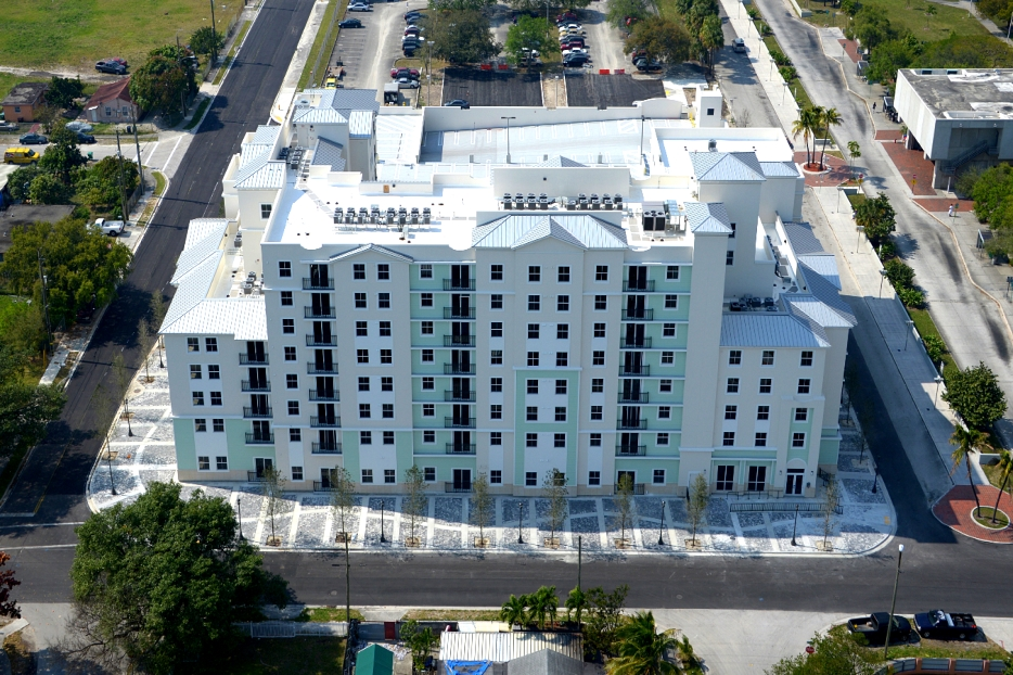 NORTHSIDE TRANSIT VILLAGE - Miami, FL AP Communities Corwil Architects