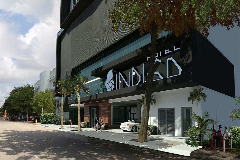 HOTEL INDIGO - Miami, FL Sunview Construction Novus Archetype