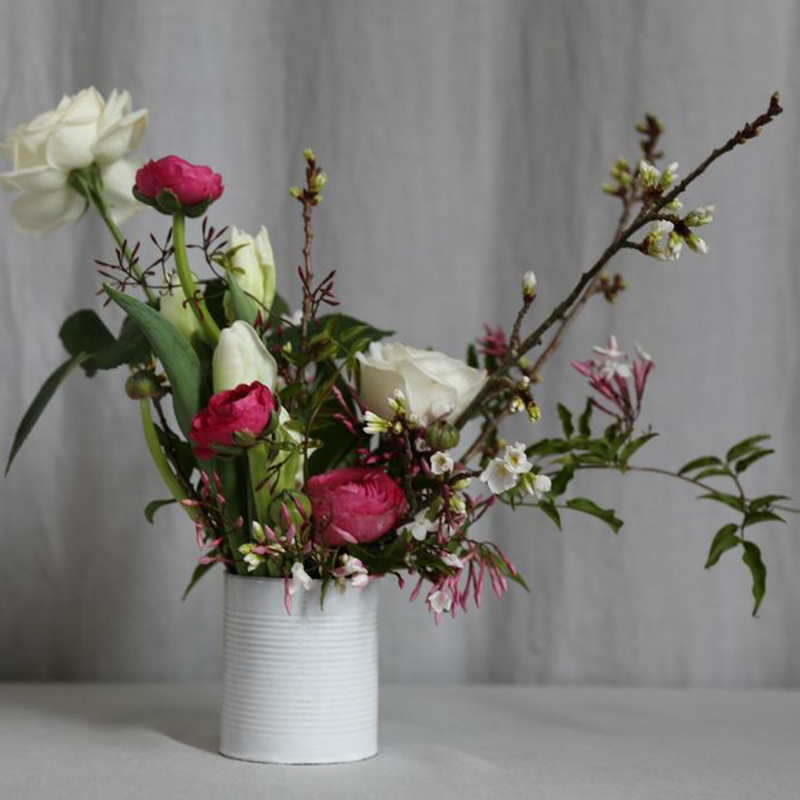 HILARY HORVATH FLOWERS- ASTIER DE VILLATTE- PORTLAND FLOWER DELIVERY