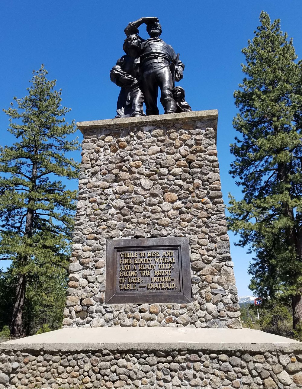 Donner Memorial State Park.