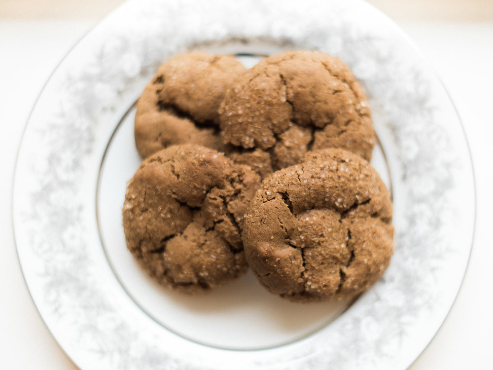 Ben+Joella | Ginger Cookies.jpg