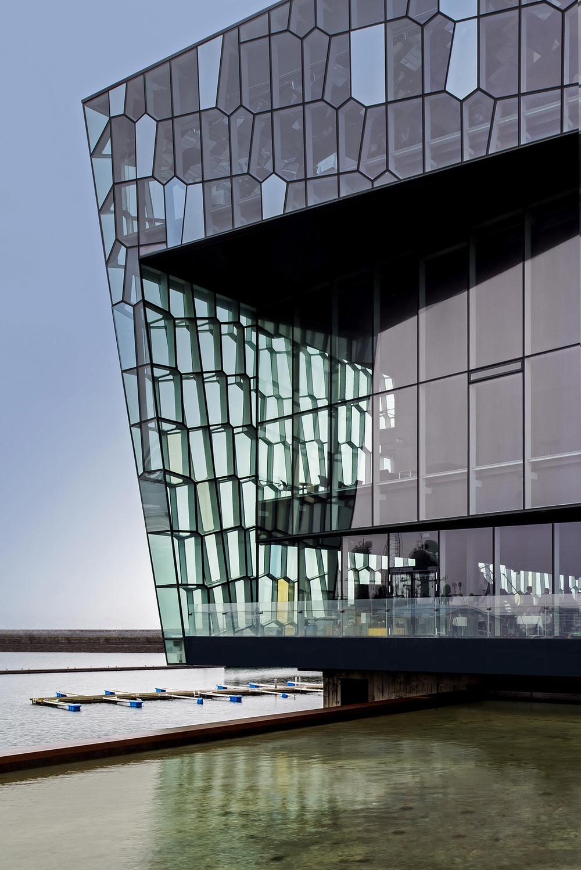 Harpa - Reykjavik - Iceland / Henning Larsen Architects & Ólafur Elíasson / Absoluut Magazine
