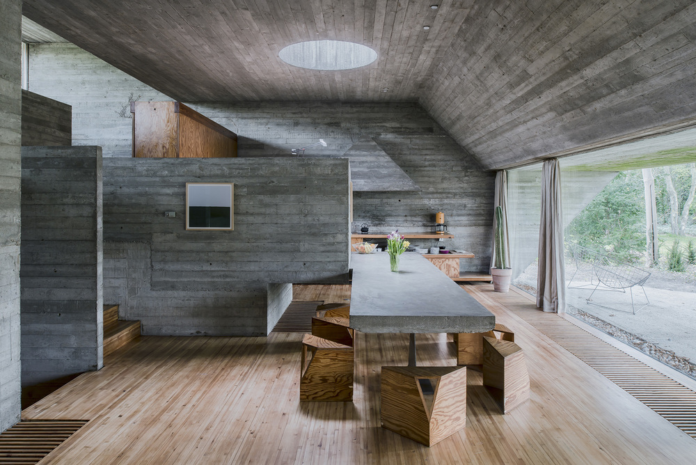 Villa Van Wassenhove by Juliaan Lampens / Absoluut Magazine