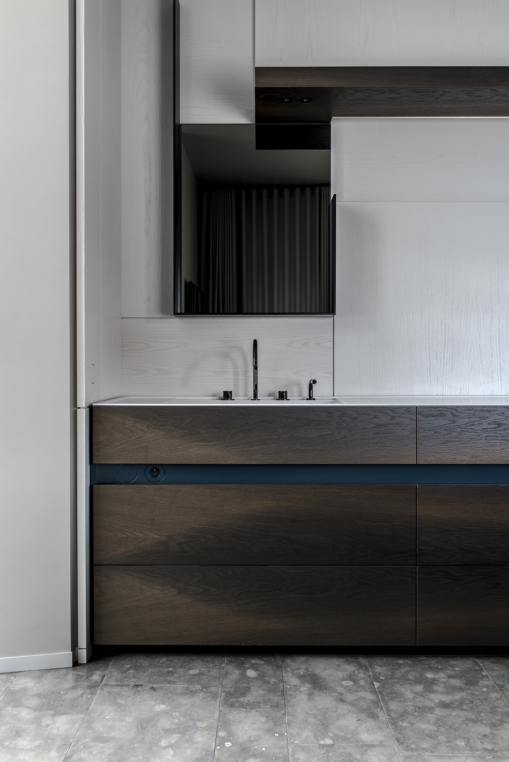 Concept kitchen Interieur Maddens designed by Frederic Kielemoes