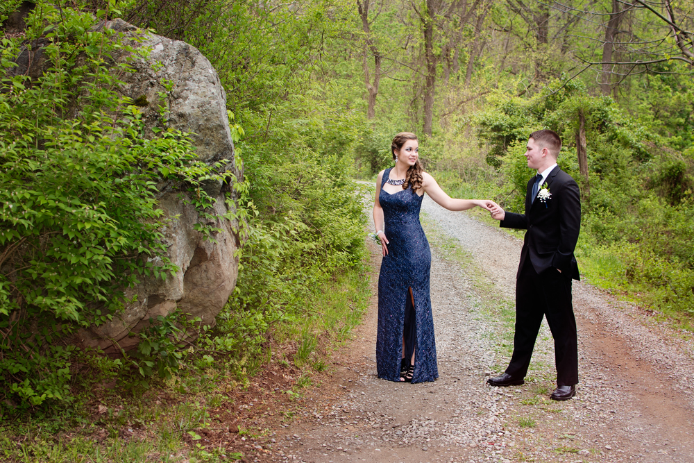 Prom Portraits | Middletown MD
