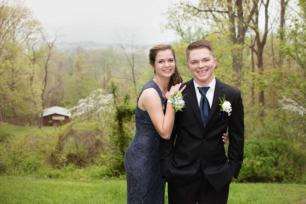 prom couple photos, middletown md photographer