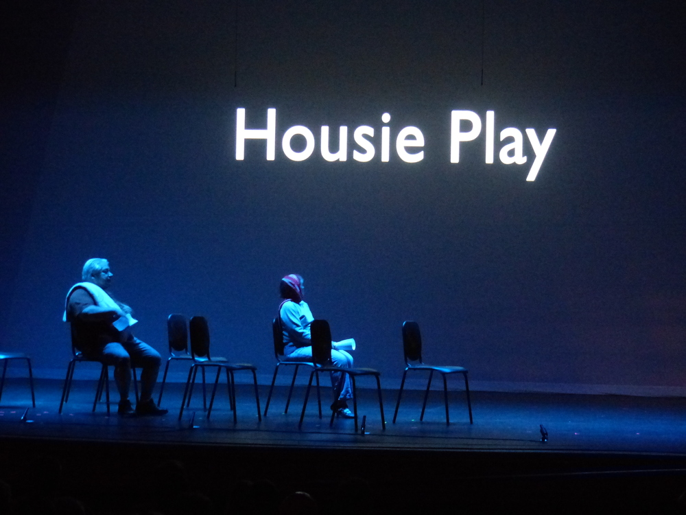 """Housie Play"" Mahaiwe Theater, summer 2015. Photos by Leigh Davis."