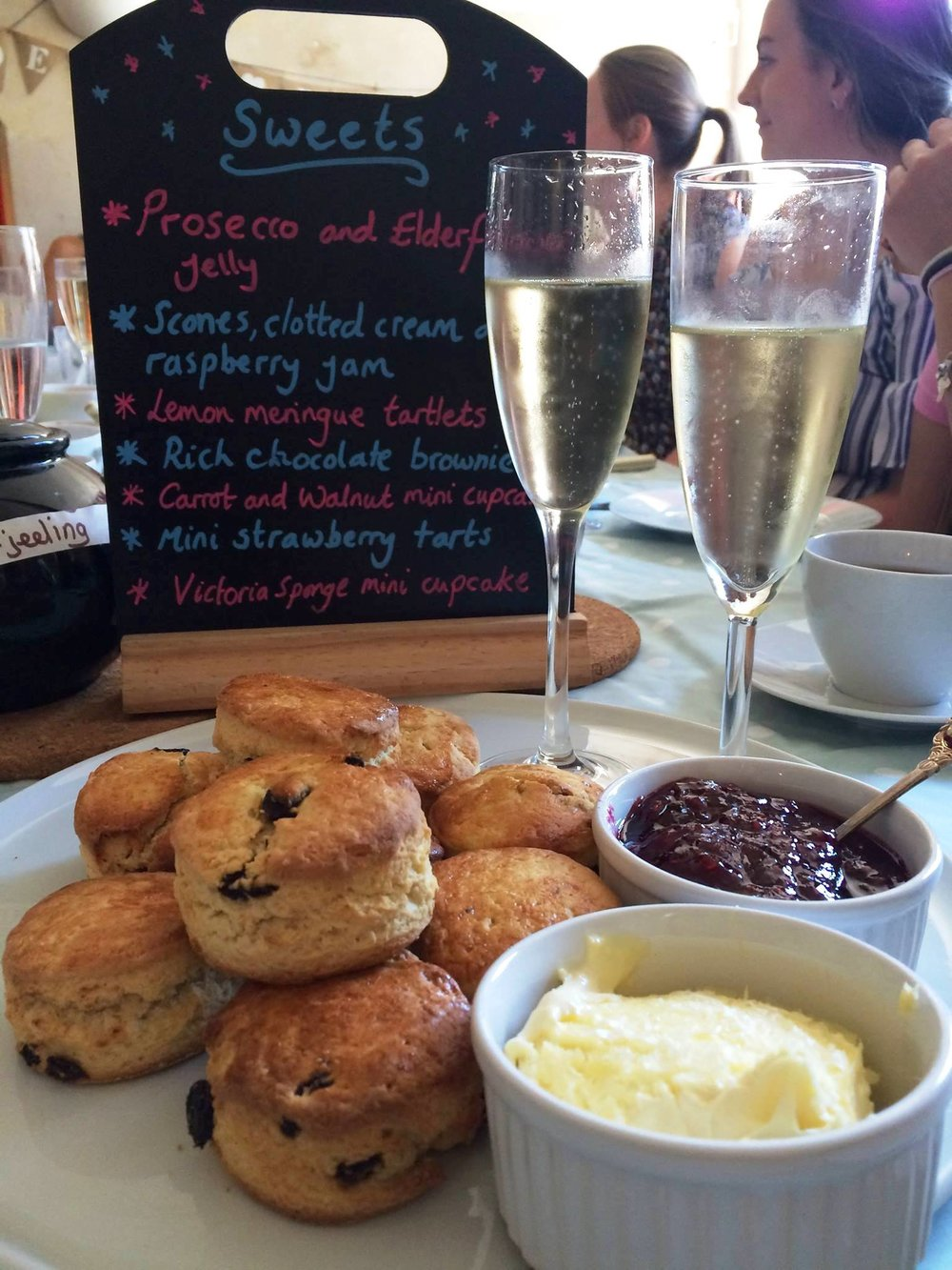 Prosecco  & Cream Tea