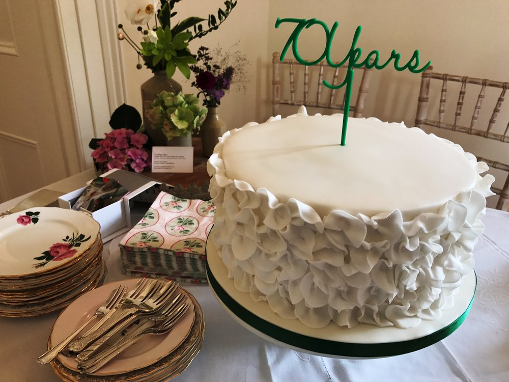 70Th-Birthday-cake